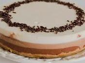 Jueves entre pasteles:tarta tres chocolates