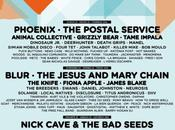 Inmejorable Cartel Primavera Sound 2013