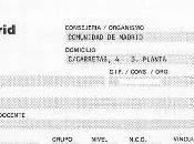 sueldos Esperanza Aguirre, Ignacio González, Percival Manglano Lucía Figar, descubierto