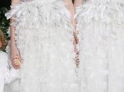 Chanel cerró desfile Alta Costura novias idénticas