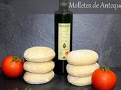 Molletes Antequera (Sin masa madre)