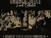 Orange Juice Funk Collective SAVE NAME