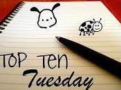 Tuesday (2): Personajes literarios encuentro frustrantes