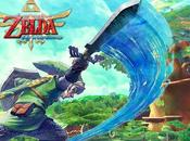 Legend Zelda: Skyward Sword (Wii)