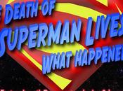 'The Death Superman Lives' documental sobre peli jamás existió