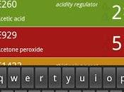 Aplicaciones sobre aditivos