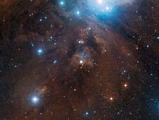 oscuridad nuevas estrellas