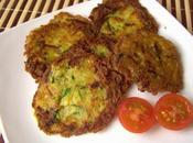 Tortitas calabacin patata