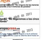 colapso económico español Conclusiones finales
