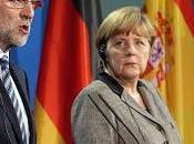calvario alemán Rajoy