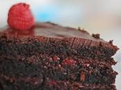 Tarta chocolate frambuesa Chocolate raspberry cake