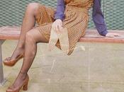 Louche dress