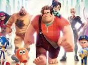 ¡Rompe Ralph! ¿Disney Pixar?
