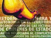 #Colombia Muévete este marzo verdad, memoria está grabada piel