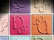 Sombras colores, pestañas extra largas Natalie Portman para Dior