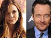 Elizabeth Olsen Bryan Cranston podrían estar nuevo Godzilla