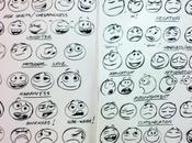 Facebook tabaja proyecto para reinventar emoticones basados Charles Darwin