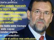 Rajoy: cara mentira frenesí inútil