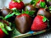valentin fresas chocolate