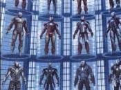 Revelada posible nueva Sala Armaduras Tony Stark Iron