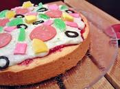 ¿Pizza? ¿Tarta?... Tarta pizza