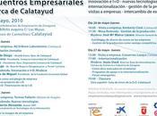 Clausura Encuentros Empresariales Comarca Calatayud. Jornada Internacionalización