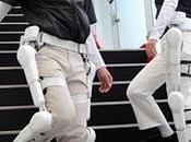 Crean pierna robótica obedece señales emitidas cerebro