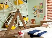 Habitaciones infantiles: imaginación color