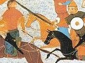 Jinetes mongoles Ampurdán