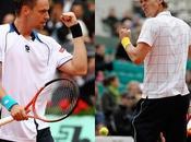 Semifinales Roland Garros: hombres salen cancha