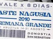 Semana Grande Sebastian 2010