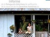 Informe Delegación Asturiana verificación situación Derechos Humanos Colombia 2010