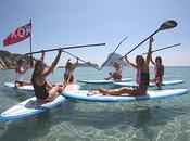 Roxy inunda Ibiza surf diversión