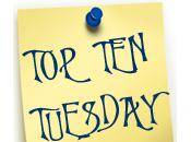 Tuesday (1). Romances literarios favoritos
