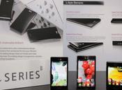 introduce línea Optimus Series incluye terminales #MWC2013