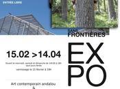 Ausín Sáinz FRONTERAS Usine Utopik, Centre Création Contemporaine Relais Culturel Régional Tessy-sur-Vire.