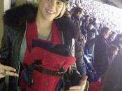 Shakira Piqué porteando...