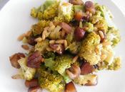 Salteado brócoli dátiles