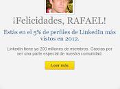 Linkedin lanza campaña marketing tocando personal usuarios