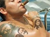 Nació hijo astro argentino Diego Maradona Verónica Ojeda