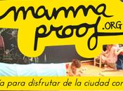 Mammaproof, directorio ocio para compartir familia