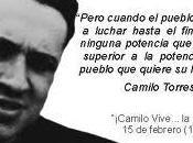 años muerte Camilo Torres