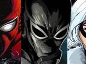 nueva máscara Spiderman, Gata Negra, Veneno…