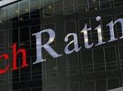 Agencia Crédito Fitch Ratifica España 'BBB' Perspectiva Negativa