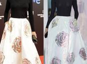 Maribel Verdú Dior premios Goya 2013