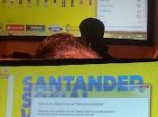 Santander Social Weekend #SantanderSW: ¿Wi-Fi? está espera. Patrocinado Telefónica