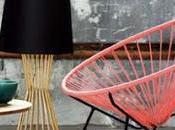 Objetos diseño: silla Acapulco