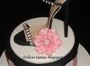 Tarta Zapato Joya