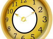 ¿Por relojes marcan diez diez?