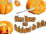 Cómo hacer Calabaza Halloween.
